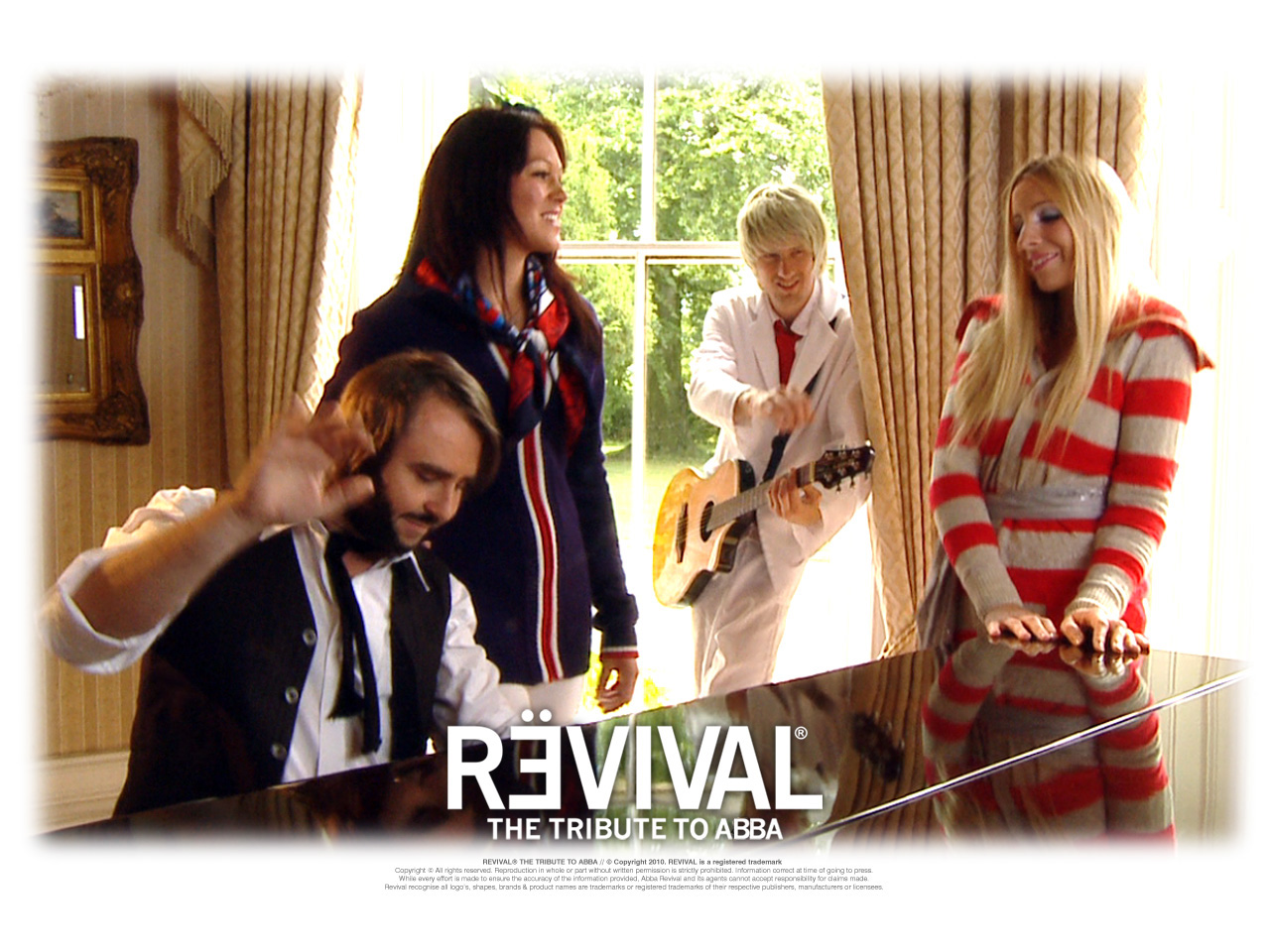 Abba Revival The Tribute Piano Group